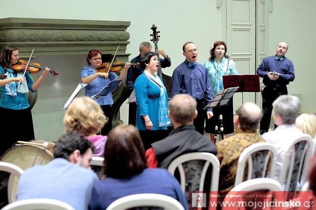 Koncert tříkrálový – Jičín 2013