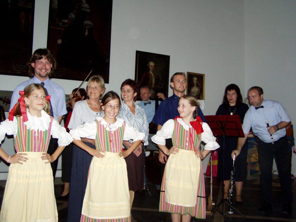Fidle a Špalíček (koncert v rámci festivalu JMP)