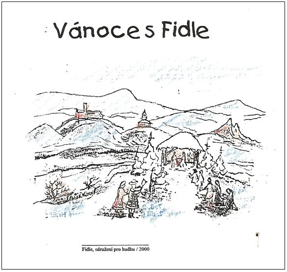 Album – Vánoce s Fidle